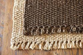 ping guide for natural fiber rugs