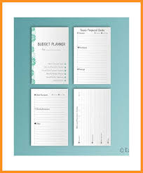 4-5 Printable Monthly Budget Templates | Wear2014.com