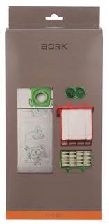 Купить BORK Комплект фильтров и <b>пылесборников</b> V7B1 в ...