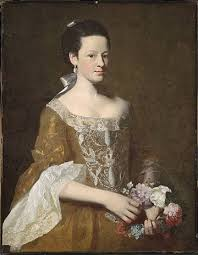 gender and sexuality in colonial america mrs david simmons painted by john singleton copley