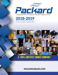 Packards Full Line Catalog By Packardonline Issuu