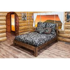 California King Platform Bed - Homestead | RC Willey Furniture Store