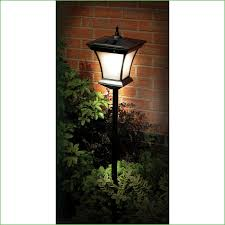 lighting solar powered garden lamp post 1 3m lights ornaments on image to enlarge