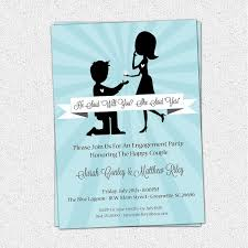 Engagement Invites Templates Free Free Engagement Party Invitation Templates Printable Complete 5