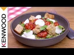 Recette De Spaghettis De Courgette Au Cooking Chef Gourmet Youtube
