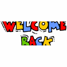 Welcome Back Graphics Free Welcome Back Png Image Transparent Welcome Back Png