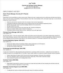 Product Manager Resume Delectable 28 Printable Product Manager Resume Templates PDF DOC Free