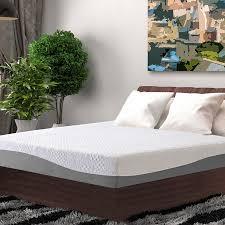 10 inch memory foam mattress full. Unique Mattress GranRest 10 Inch Aquarius Memory Foam Mattress MattressinaBox Full To G