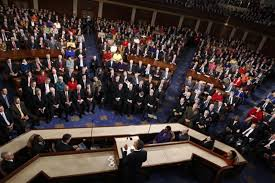 Senate Floor Seating Chart How Does Seating At The State Of The Union Speech Work
