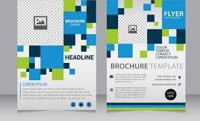 Green Brochure Template Illustrator Brochure Templates Free Vector Download 225 500 Free