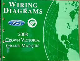crown victoria wiring diagram manual crown image ford mercury electrical wiring diagram manual crown vic grand marquis on crown victoria wiring diagram manual