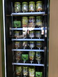 Fresh Salad Vending Machine Interesting Fresh Salads To Go For Your Flight As A Meal Option At Farmer's