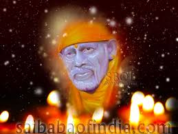 Image result for images of shirdi sai baba idol in small light