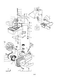 Inspiring chainsaw parts diagram photos best image engine imusa us