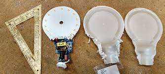 what s inside and led bulb teardown explanation phillips led bulb 3
