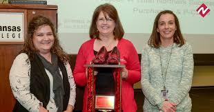 Purchasing department wins Ruby Slipper Award
