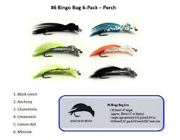 Bingo Lure Color Chart Amazon Com Lucky Bug All Purpose Trout Combo Size 6