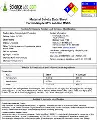 chemical information sheet safety documents and materials data sheets ucla chemistry and