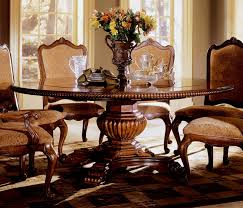 classic luxury round dining room tables