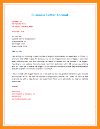 business letter format template business letter heading synh21vt