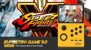 <b>Supretro</b> Game Console Review - <b>3.5</b>-<b>Inch</b> Display Android ...