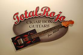 Decorating Cigar Boxes TotalRojo Guitars Design Decoration 'How To' for Cigar Box 66