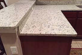branco dallas granite countertops in kitchen with high