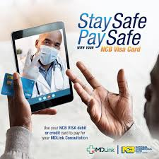 At least 21 days on purchases if you pay your full balance by the due date indicated on your monthly. Ncb Jamaica On Twitter Need To See A Doctor Use Your Ncb Visa Debit Or Credit Card To Pay For Your Mdlink Consultations So You Can Stay Safe And Pay Safe Visit