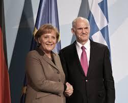 Nedgang på grunn av Hellas