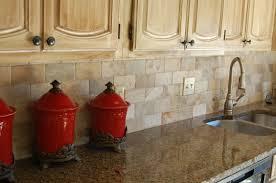 brick backsplash ideas. Modern Kitchen Design With Stunning Brick Backsplash Idea: Astounding Marble Countertops And Ideas