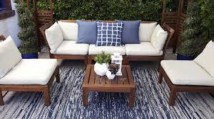 modern outdoor rugs models