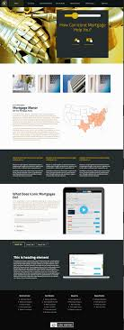 Iconic Website Design Iconic Mortgage Bica Studio Solutions By Bizarre Intentions