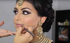 makeup tutorial indian bollywood bridal makeup middot tune pk stani