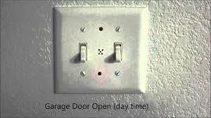 garage door open indicatorSmart Garage Door Open Indicator Demonstration  YouTube