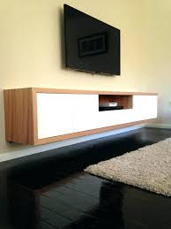 Diy Floating Wall How To Build A Bachelor Pad Tv Stand Pertaining Cabinet  Design 9