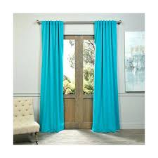 green and blue curtains blackout curtain panel pair cad a liked on featuring home home decor