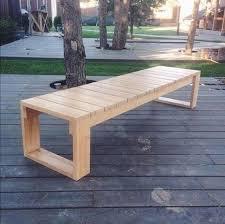 pool bench plan wood bench plan
