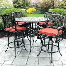counter height outdoor table attractive outdoor high bistro table and chairs great pub set winsome 5 piece round counter high pub table set outdoor