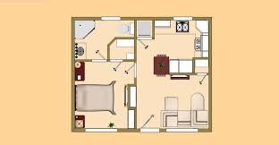 500 square feet house plans