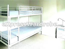 white wooden bunk beds with mattresses unique new wood loft bed assembly instructions ikea reviews