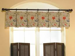 Patterns For Valances Fascinating Appealing Kitchen Valance Patterns And Best 48 Kitchen Window
