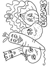 Coloriage Legumes Rigolol Duilawyerlosangeles Dessin De Legume A Imprimer Coloriage De Legume L