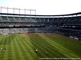 Orioles Park Seating Chart View Oriole Park At Camden Yards Seat Views Section By Section