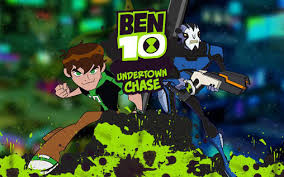 undertown chase ben 10 game free