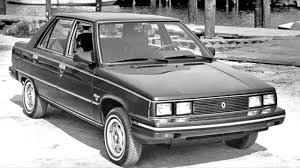 Renault Alliance '06 1982–87 - YouTube