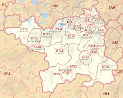 Image result for map of Mitcham, CR4