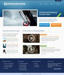 how to create a professional and clean web layout psd to