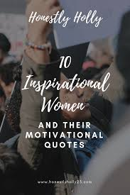 Inspirational Quotes For International Womens Day