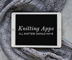 9 Knitting Apps All Knitters Should Have Allfreeknitting Com