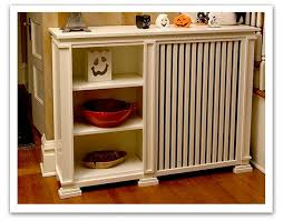 ... Prairie Style Bookcase/Cabinet Combo ...
